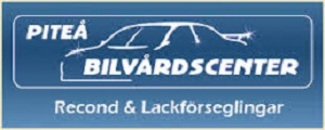 Piteå Bilvårdscenter logo