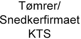 Tømrer/Snedkerfirmaet KTS logo