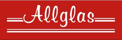 Allglas i Täby logo