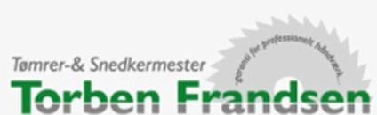 Tømrer- og Snedkermesteren Torben Frandsen ApS logo