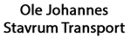 Ole Johannes Stavrum Transport logo
