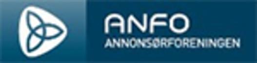 ANFO Annonsørforeningen logo