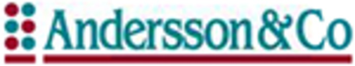 Andersson & Co Redovisning & Revision logo