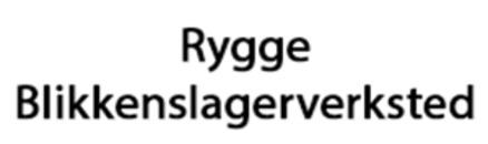 Rygge Blikkenslagerverksted logo