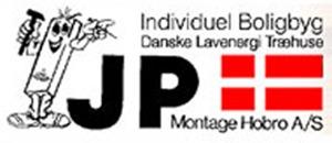 JP Montage Hobro A/S logo