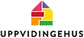 Uppvidingehus, AB logo