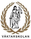 Väktarskolan AB logo