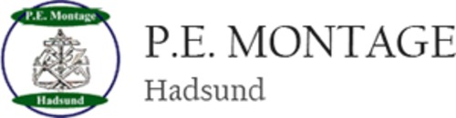 P. E. Montage logo