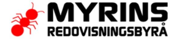 Myrins Redovisning AB logo