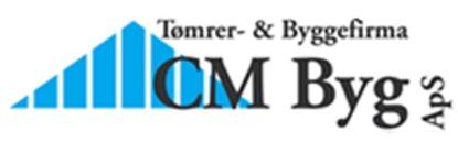CM Byg ApS logo