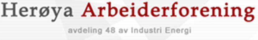 Herøya Arbeiderforening logo