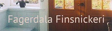 Fagerdala Finsnickeri AB logo