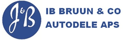 Ib Bruun & Co. Autodele ApS logo