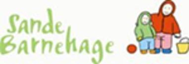 Sande Barnehage logo