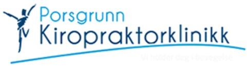 Porsgrunn Kiropraktorklinikk logo
