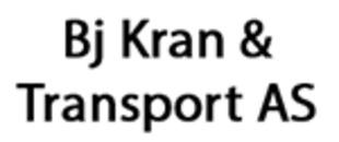 Bj Kran & Transport AS logo