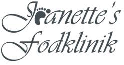 Jeanettes Fodklinik logo