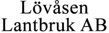 Lövåsen Lantbruk AB logo