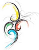 Egtved Malerfirma logo