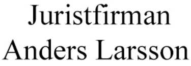 Juristfirman Anders Larsson logo