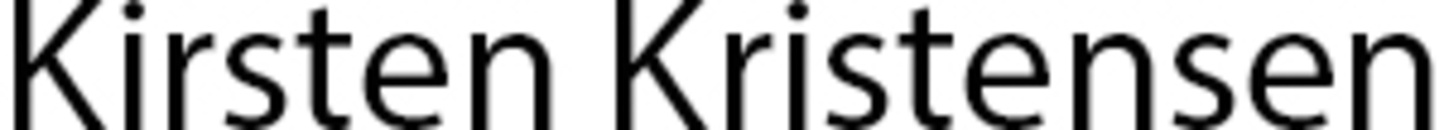 Kirsten Kristensen logo