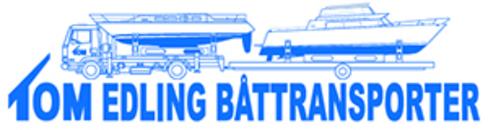 Edling Båttransporter logo