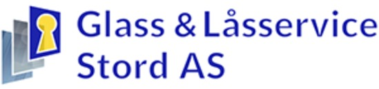 Glass & Låsservice Stord AS logo