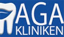 AGAkliniken tandläkare Alex Asghari logo