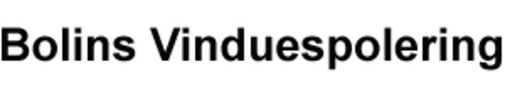 Bolins Vinduespolering logo