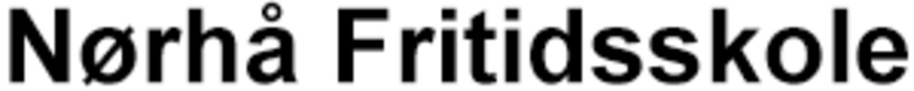 Nørhå Fritidsskole logo