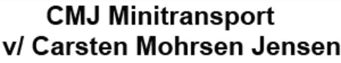 CMJ Minitransport v/ Carsten Mohrsen Jensen logo