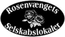 Rosenvængets Selskabslokaler logo