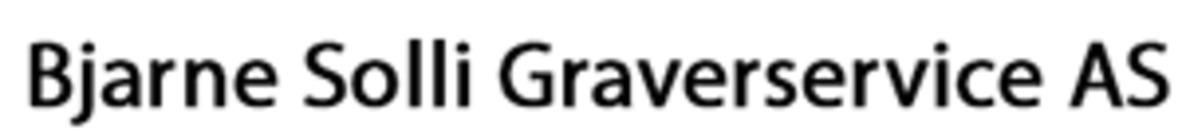 Bjarne Solli Graveservice AS logo