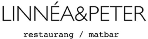 Linnéa och Peter AB logo