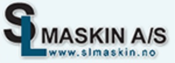 SL Maskin AS logo