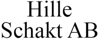 Hille Schakt AB logo
