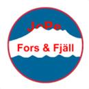 JoPe Fors & Fjäll logo