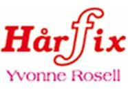 Hårfix Yvonne Rosell logo