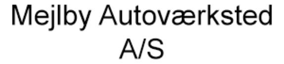 Mejlby Autoværksted A/S logo