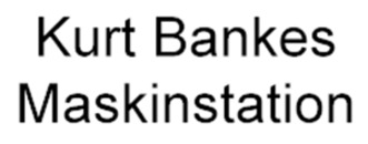 Kurt Bankes Maskinstation logo
