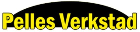 Pelles Verkstad logo