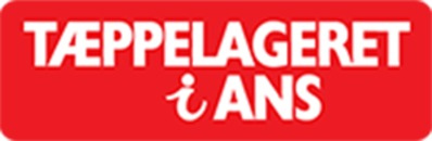 Tæppelageret i Ans  A/S logo