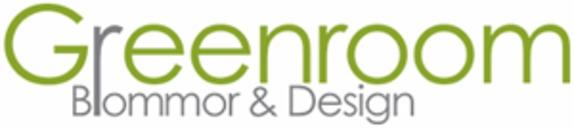 Greenroom Blommor & Design ombud för Interflora logo