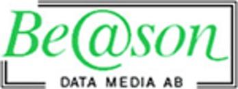 Becason Data Media AB logo