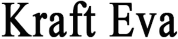 Kraft Eva logo