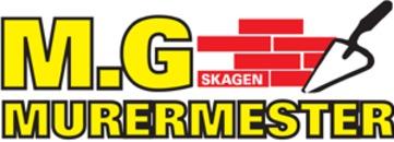 M.G. Murermester logo