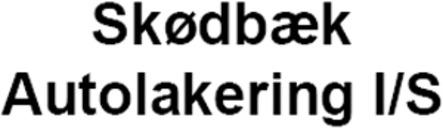 Skødbæk Autolakering I/S logo