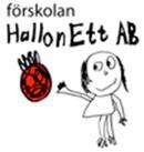 Förskola HallonEtt logo