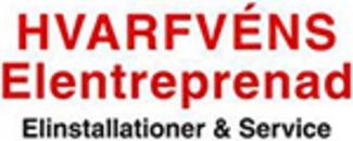 Hvarfvens Elentreprenad AB logo