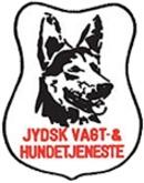 Jydsk Vagt- & Hundetjeneste A/S Anno 1976 logo